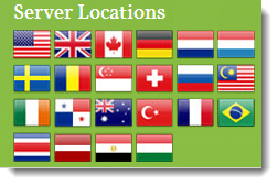 PureVPN server locations