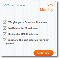 vpn for poker