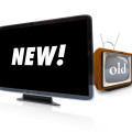 tv old new