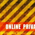 online privacy warning