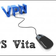VPN for PS Vita