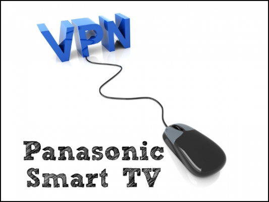 VPN for Panasonic Smart TV