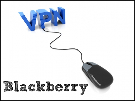 vpn for blackberry