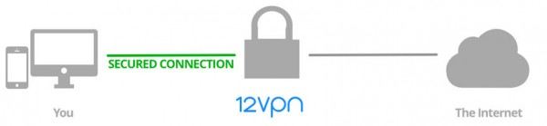12vpn virtual private network
