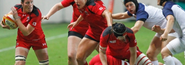 Stream The Women's Rugby World Cup From Any Country