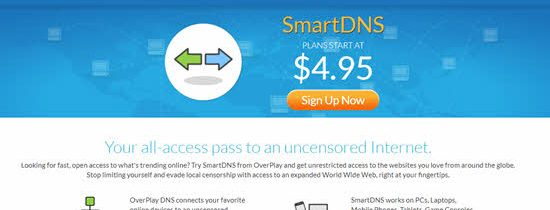 OverPlay SmartDNS Review